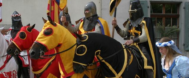 St-Ursanne: Sur les traces du chevalier Godefroy